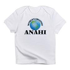World's Greatest Anahi Infant T-Shirt