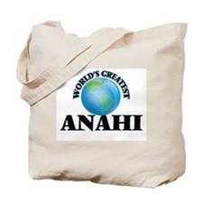 World's Greatest Anahi Tote Bag