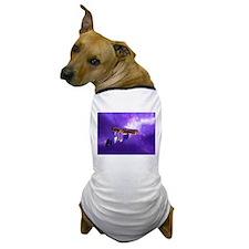 interferometry Dog T-Shirt