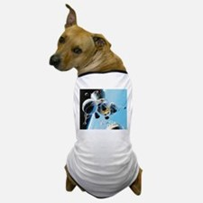 lunar landing Dog T-Shirt