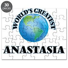 World's Greatest Anastasia Puzzle