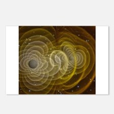 black hole Postcards (Package of 8)