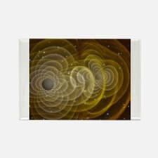 black hole Rectangle Magnet