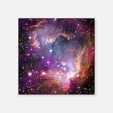 """nebula Square Sticker 3"""" x 3"""""""