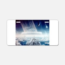 astroid,strike Aluminum License Plate