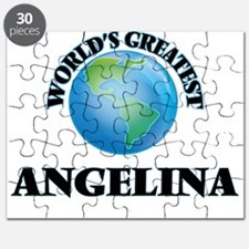 World's Greatest Angelina Puzzle