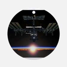 iss Ornament (Round)