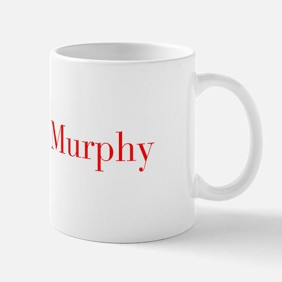 Ms Murphy-bod red Mugs