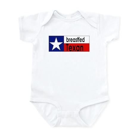 Breastfed Texan Onesie