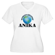 World's Greatest Anika Plus Size T-Shirt