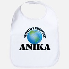 World's Greatest Anika Bib