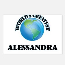 World's Greatest Alessand Postcards (Package of 8)