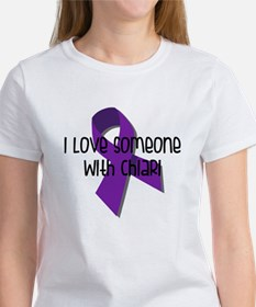 I Love Someone With Chiari Women's T-Shirt