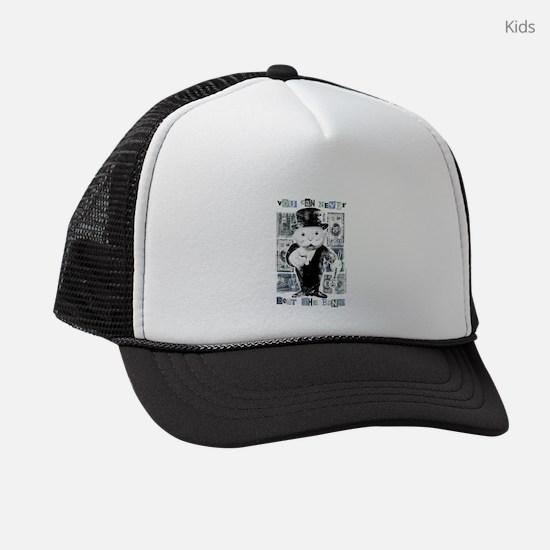 Monopoly Beat The Bank Kids Trucker hat