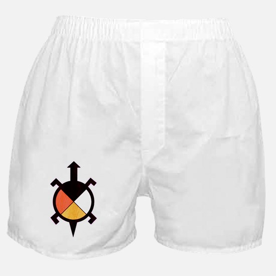 Bittersweet's Turtle Only Boxer Shorts