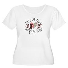 1st deployment T-Shirt
