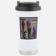 Gargoyles Stainless Steel Travel Mug