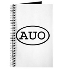 AUO Oval Journal