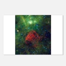 Unique Cosmologists Postcards (Package of 8)