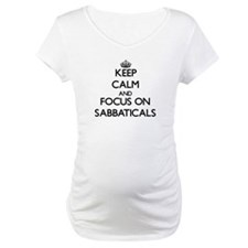 Keep Calm and focus on Sabbatica Shirt