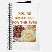 breakfast lover Journal