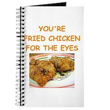 fried chicken lover Journal