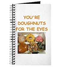 doughnut lover Journal
