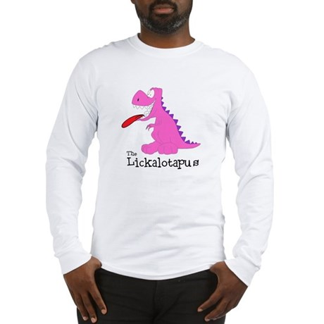 Lickalotapus Long Sleeve T-Shirt