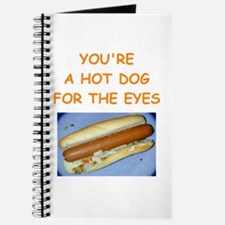 hot dog Journal