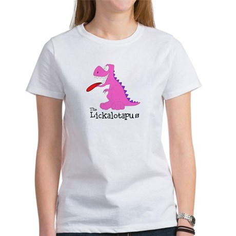 Lickalotapus Women's T-Shirt