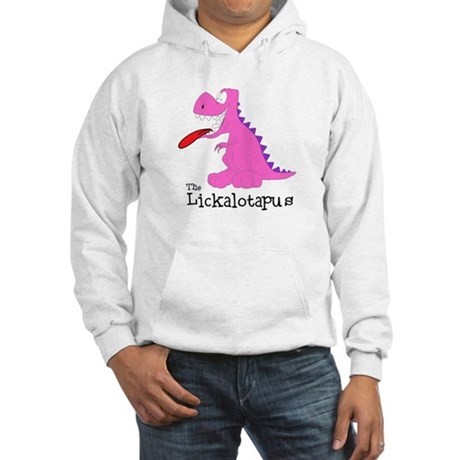 Lickalotapus Hooded Sweatshirt