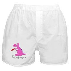 Lickalotapus Boxer Shorts