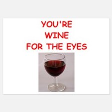 wine lover Invitations