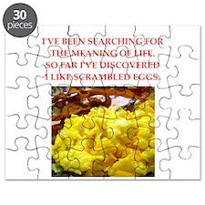 scrambled eggs Puzzle