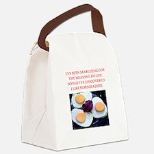 horseradish Canvas Lunch Bag
