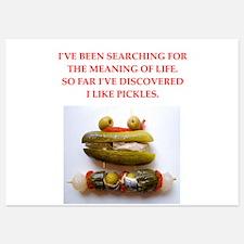 pickles Invitations