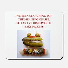pickles Mousepad