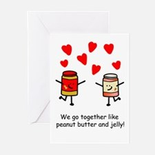 PB&J Greeting Cards (Pk of 10)