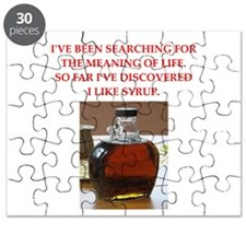 syrup Puzzle