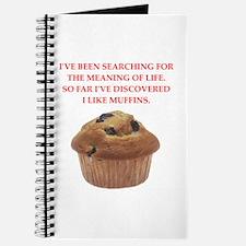 muffins Journal