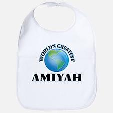 World's Greatest Amiyah Bib