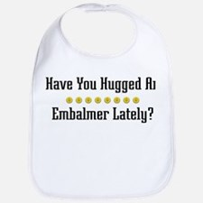 Hugged Embalmer Bib