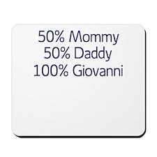 100% Giovanni Mousepad