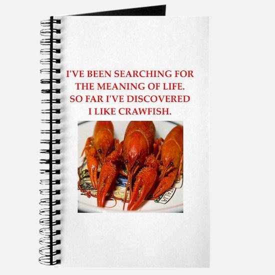crawfish Journal