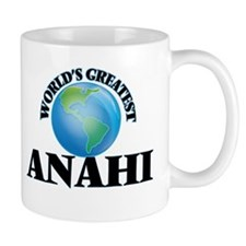 World's Greatest Anahi Mugs