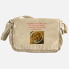 gumbo Messenger Bag
