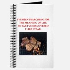 steak Journal