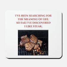 steak Mousepad