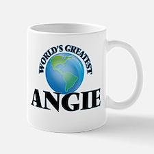 World's Greatest Angie Mugs