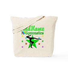 SPARKLING GYMNAST Tote Bag